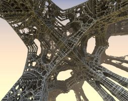 Tower Base by AbstractedEye