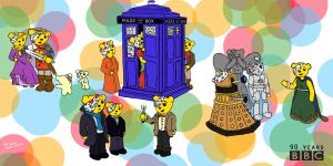 Children In Need 2012 by MagicalyMade