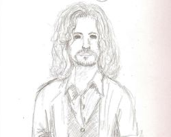 Sirius Black by SquirrelGirl15