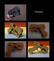 pistol by TIMECON
