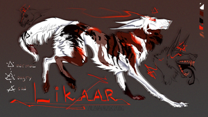 Likaar design by Alaiaorax
