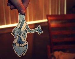 Mordecai - Paper Child by JenniferElizabeth