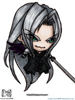 Sephiroth by squall95