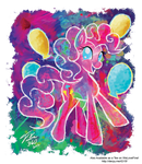 Pinkie Paint by Tsitra360
