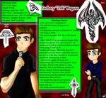 Zak Bagans Reference Sheet by lizluvsanime2