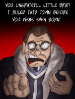 Yakone is Mad by charle88