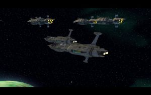CIS FLEET by madmick2299