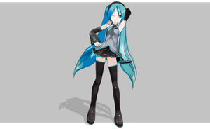 MMD Model pose Download by amiamy111