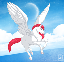 Ms. Pegasus_near Completion ^^ by wsache007