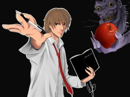 -Death Note- by coreymill
