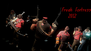 Freak Fortress 2012 Poster by bioshocked1337