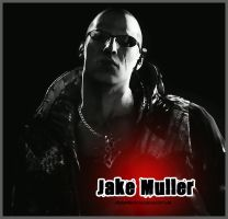 Jake Muller outfit in RE6 Mercenaries. by JillValentinexBSAA