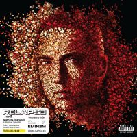Eminem Relapse 1500x1500 Front Cover by simong12