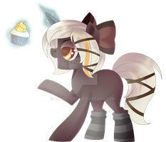 .:: oc - caramel kiss ::. by Cinnacake