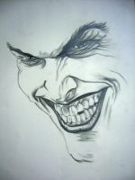 Joker Again by erdikarabayir