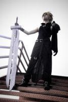 Cloud Strife Cosplay by DakoDak0