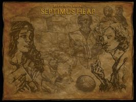 Septimus Heap Wallpaper by wolf1boi