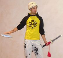 Trafalgar Law by es3090tl