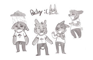 Bailey concept by HauntedHomo