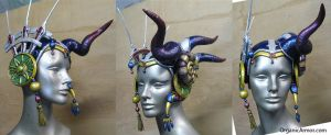 Edea Headdress by organicarmor