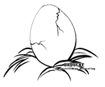 Jurassic Egg Decorating Contest by Broucke