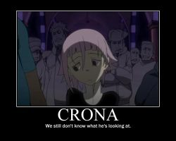 Crona: What is he looking at by CronaMotivation
