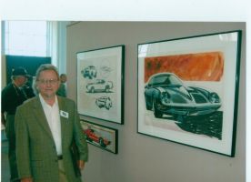 Designing an Icon show Olds designer Bill Michalak by cadillacstyle