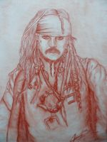 Jack Sparrow by natumashinaja