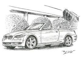BMW 335i Convertible by judge-design
