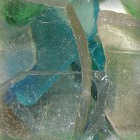 Broken Seamless Glass Texture by FantasyStock