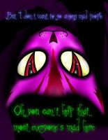 Cheshire Cat by begin-R