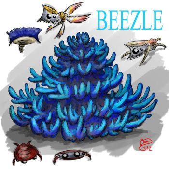 The Bugs and the Bees by bensen-daniel