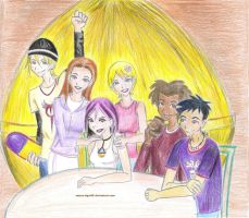 6teen: Hanging at the Lemon by anime-tiger09