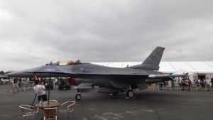 F-16C Fighting Falcon (3) by Dan-S-T