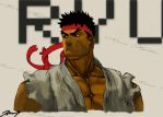 Street Fighter - RYU by HaStyle-Music