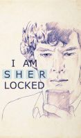 SHERLOCK iPhone5 Wallpaper by 403shiomi