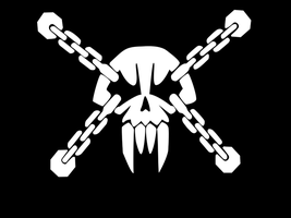 the cursed pirate flag by The-Architetcer