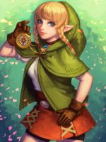 I'm Linkle! by bellhenge