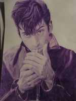 alex turner #3 (arctic monkeys -obviously) by PtothefrigginB