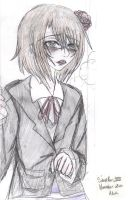 me in jap school uniform by SilentRainxvii