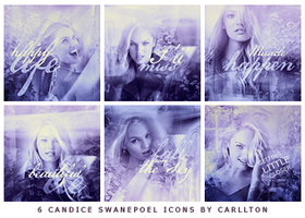 6 Candice Swanepoel Icons by Carllton