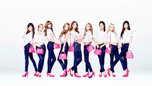 [1600 x 900] SNSD - Skinnies by superaliciouscoyah