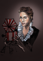 The Conjuring - Not finished yet :) by minoanoa