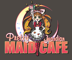 ANIMEGACON: Prettyguardian Maid Cafe by Carico