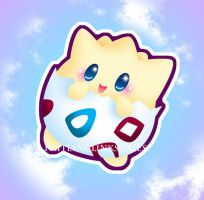 Togepi 3.0 by Clinkorz