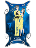 Gemini by Hi-no-okami