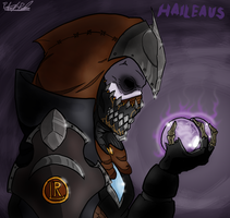 Haileaus Rogue by Pat22