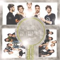 Photopack One Direction by stephanyad