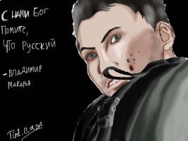 Vladimir Makarov -Finished- by Sierra-Echo