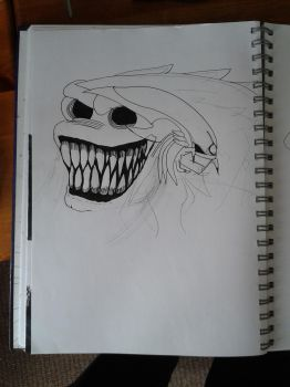 WIP cover like picture by Queen-Koopa